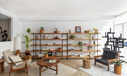 Un loft en Barcelona que despierta la sensibilidad por las piezas vintage, por Alex March Studio