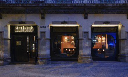 Nace Muticlub con el vino como protagonista con interiorismo de Kim Díaz y Enric Rebordosa
