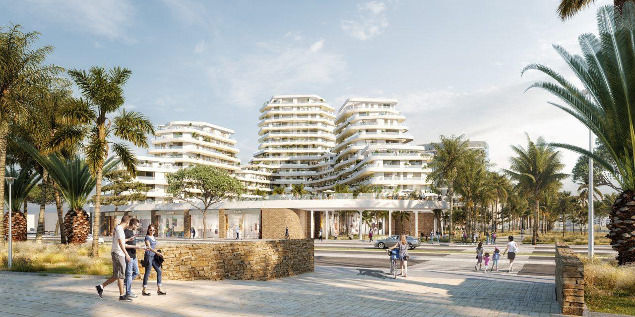 Leclercq Associes, T10TEAM y ECDM firmam el complejo de usos mixtos Malaca Delta «La Térmica» en Málaga