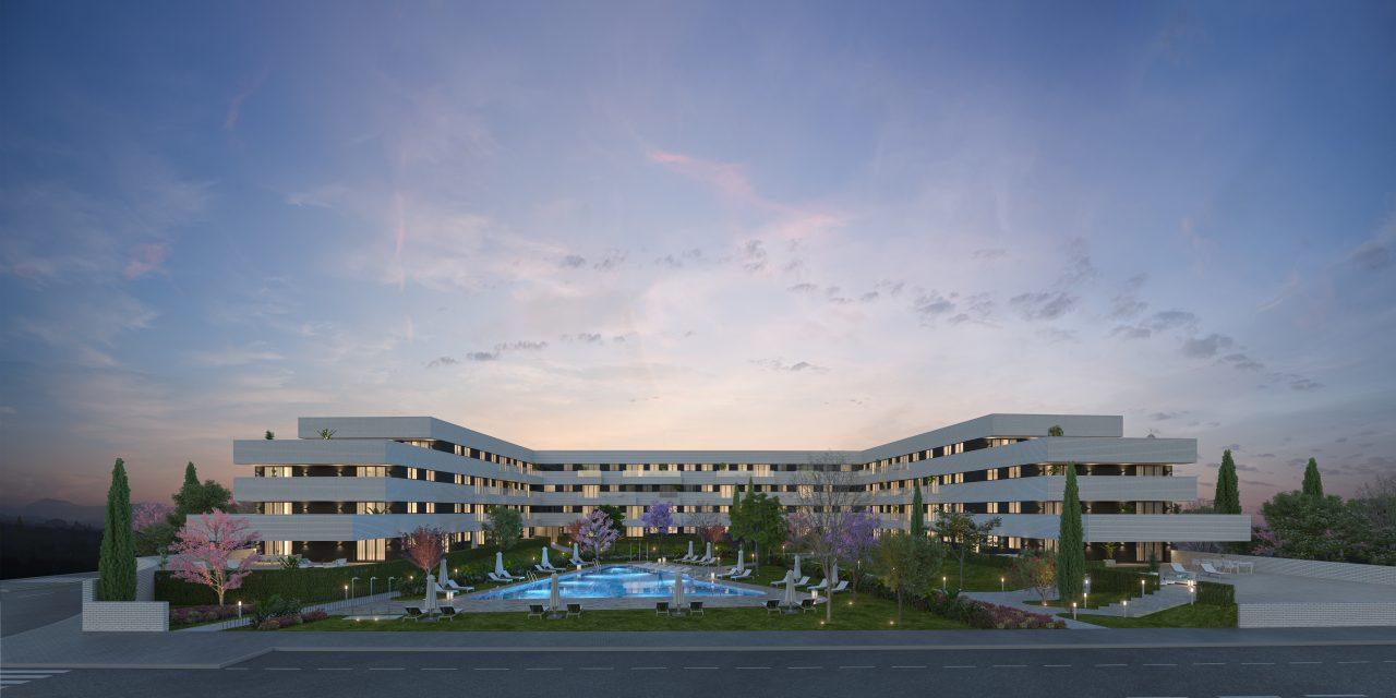 HCP Architecture & Engineering diseña una promoción en Valdemoro para DOMO Gestora