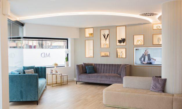 La interiorista Eva Cheung diseña la nueva clínica Maxilo Dexeus, al más puro estilo 'home feeling'
