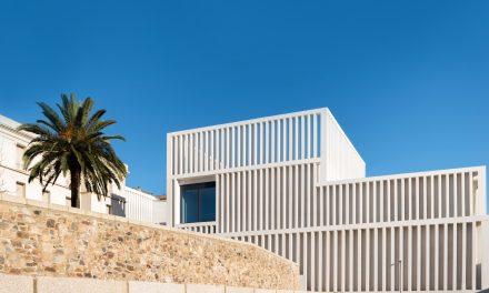 Abre sus puertas el nuevo Museo Helga de Alvear en Cáceres de Tuñón Arquitectos