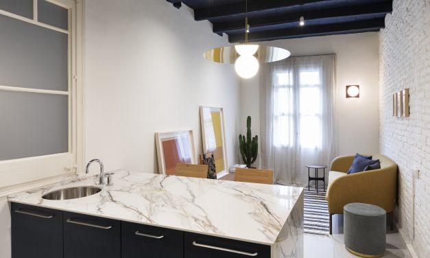 Nuevo proyecto de Culto Interior Design: «Como en un barco, mini apartamento en la ciudad»