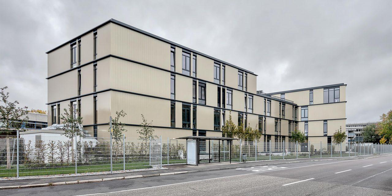 Luis Machuca & Asociados realiza junto a archis Architeckten un centro de formación en Esslingen am Neckar (Alemania)