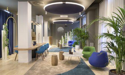Alfaro-Manrique Atelier firma el Hotel Inca Boutique en Zaragoza