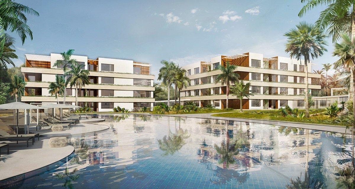 Acabada la estructura de Kimpton Mallorca de Gras Reynés Architecture Studio