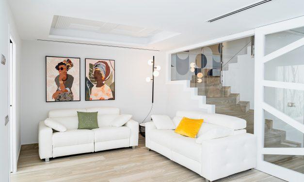 Alberto Aranda diseña una vivienda doble en Jaén para cuando los hijos crecen
