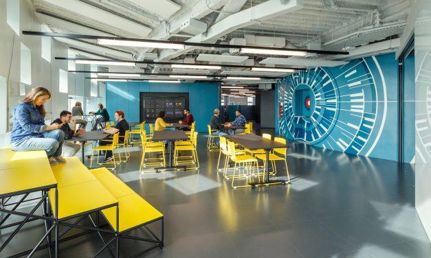 PLANET-Architects implanta las oficinas de Dynatrace en la planta 15 de la Torre Glòries