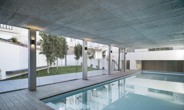 ERRE arquitectura realiza el Residencial AC33 en el Eixample de Valencia