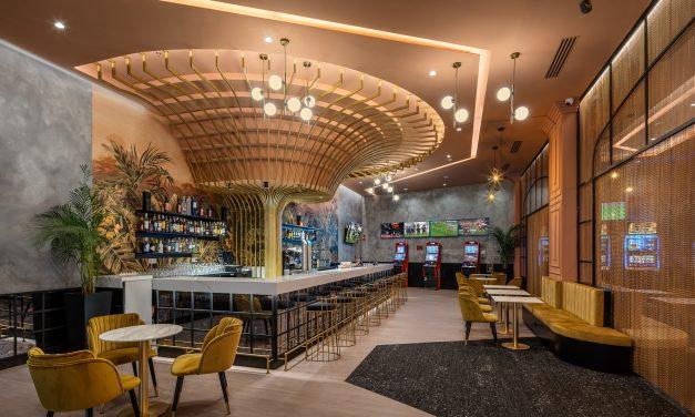 Sergio Macías diseña el nuevo Play&Win en el centro comercial Mogan Mall