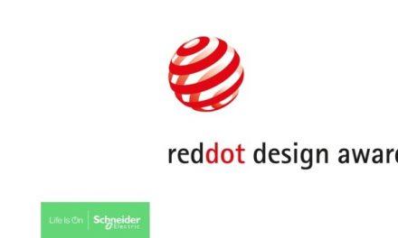 El mecanismo Easy Lock para la unidad I-LINE™ Track Plug-In de Schneider Electric gana el premio Red Dot