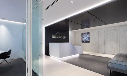 Nueva sede de Alibérico en Madrid por Touza Arquitectos