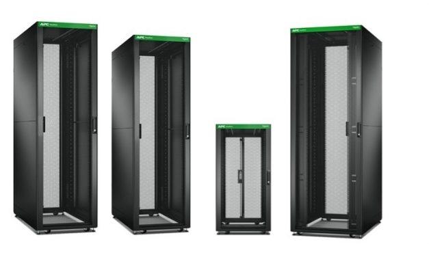 Schneider Electric lanza la serie Easy Rack en Europa