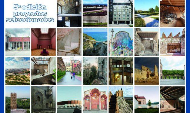 Seleccionados 5ª edición Premio Europeo de Intervención en el Patrimonio Arquitectónico