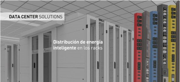 Nuevas PDUs inteligentes para data centers de Legrand, la mejor solución de distribución y control de la energía en tiempo real