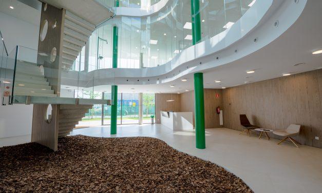 Arquitectura Serradell proyecta la sede y el edificio de I+D de Euromed en Mollet del Vallés