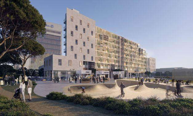 Agvar Arquitectos, ganador del concurso Reinventing Cities de la red de Ciudades C40
