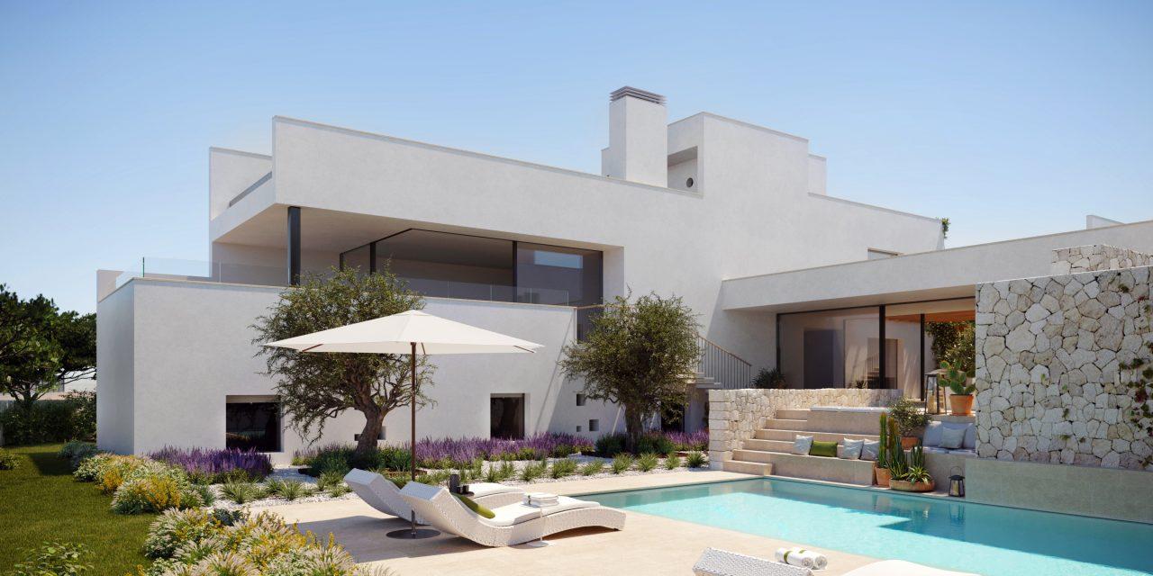OD Real Estate culmina el residencial The White Angel Cala Comte en Ibiza, diseñado por Víctor Rahola