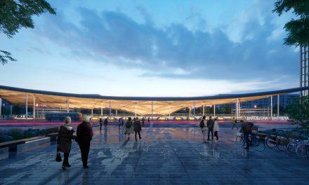 b720 Fermín Vázquez Arquitectos construirá la nueva estación de alta velocidad de Barcelona