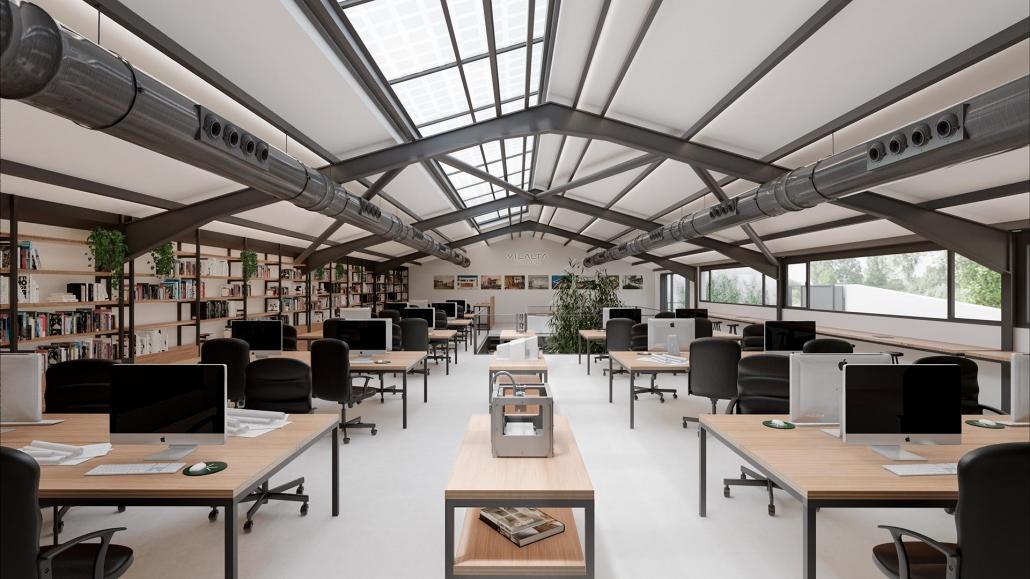 Nuevo Vilalta Studio en Barcelona